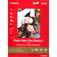 Canon Photo Paper Plus Glossy II A4 SQR